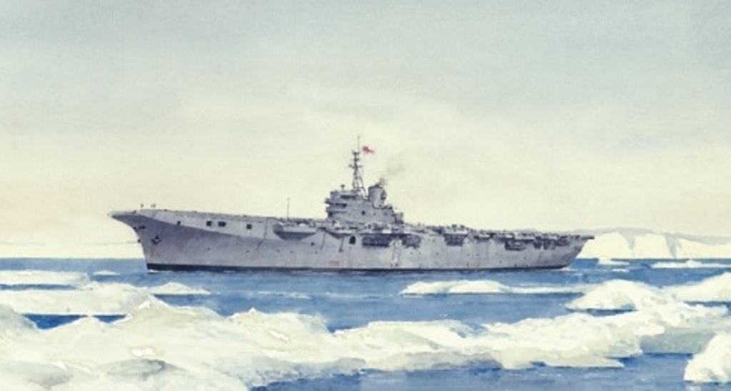minas - Présentation porte-avions Minas Gerais  313