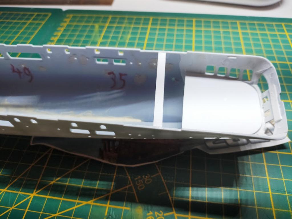 Porte-avions Minas Gerais « the end in Alang »  sur base Arromanches Heller 1/400 3511