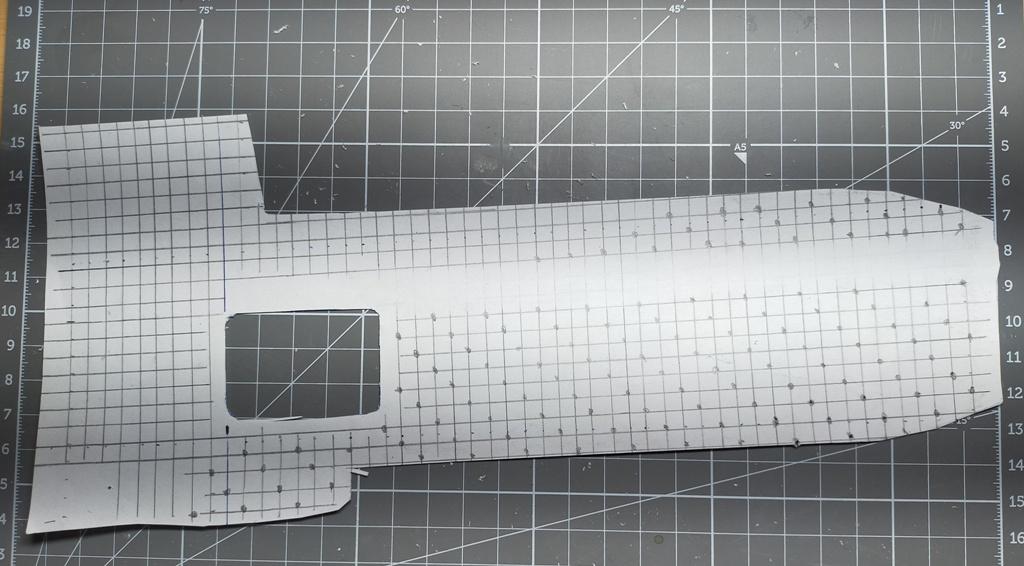 Porte avions SAO PAULO Heller 1/400 sur base Foch/Clemenceau + PE + scratch  - Page 3 49a11