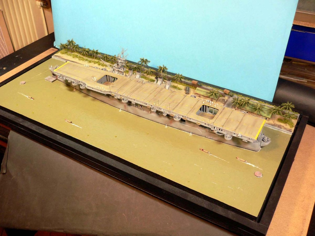 HMS Ark Royal, le naufrage Cvl-2910