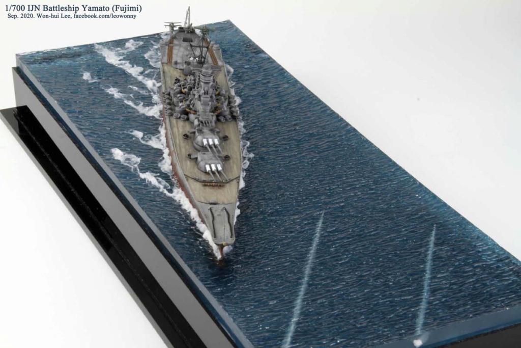 HMS Ark Royal, le naufrage Yamato10