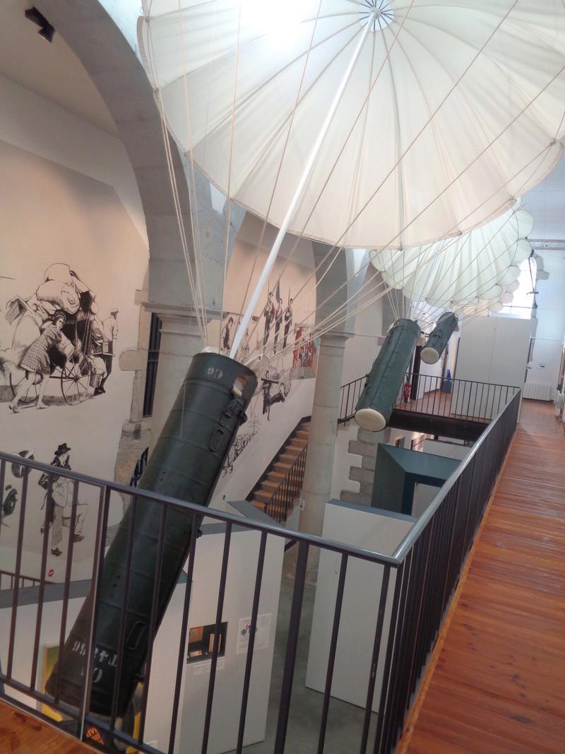 Musée de la résistance et de la déportation de NANTUA Dsc01915