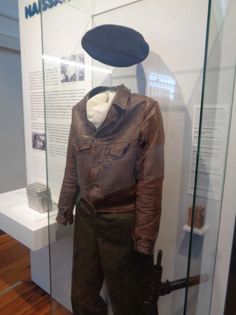Musée de la résistance et de la déportation de NANTUA Dsc01916