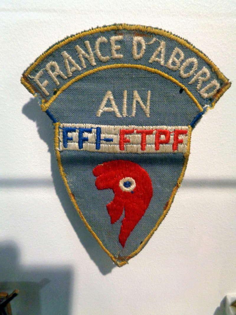 Musée de la résistance et de la déportation de NANTUA Dsc02016