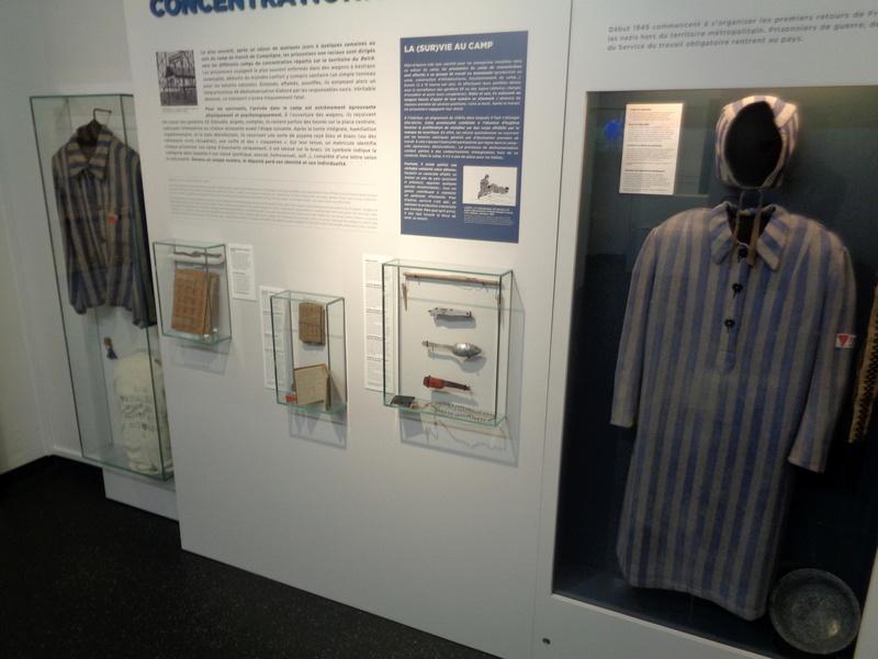 Musée de la résistance et de la déportation de NANTUA Dsc02114