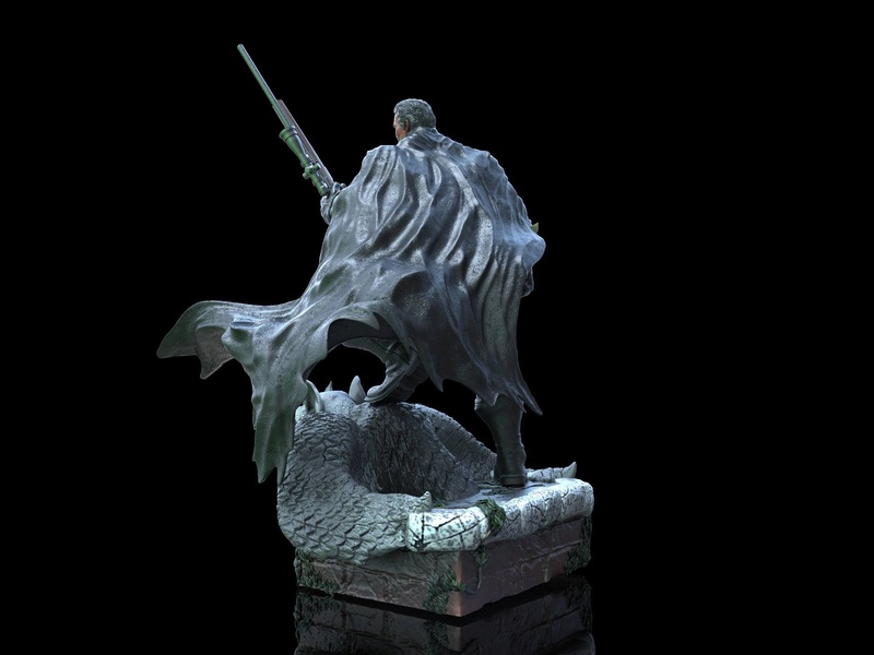 Gaetano Nicassio - BATMAN Dark Knight 0a3a8a10