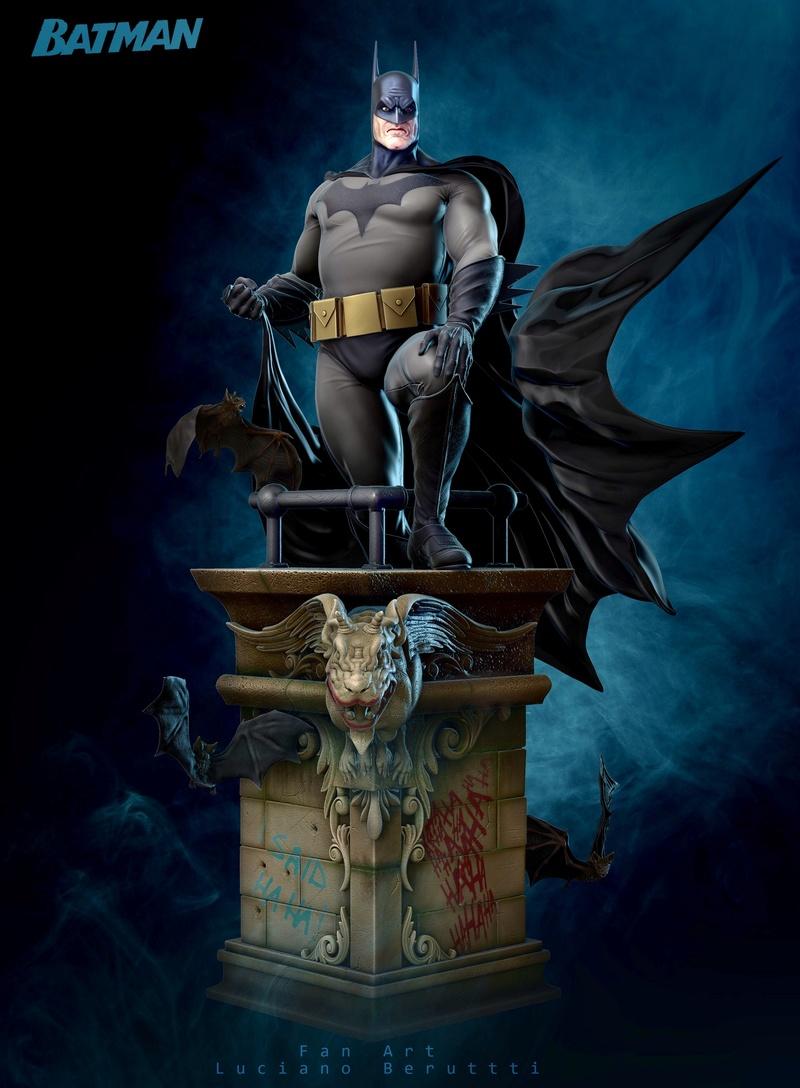 Luciano Berutti - Batman 131f5810