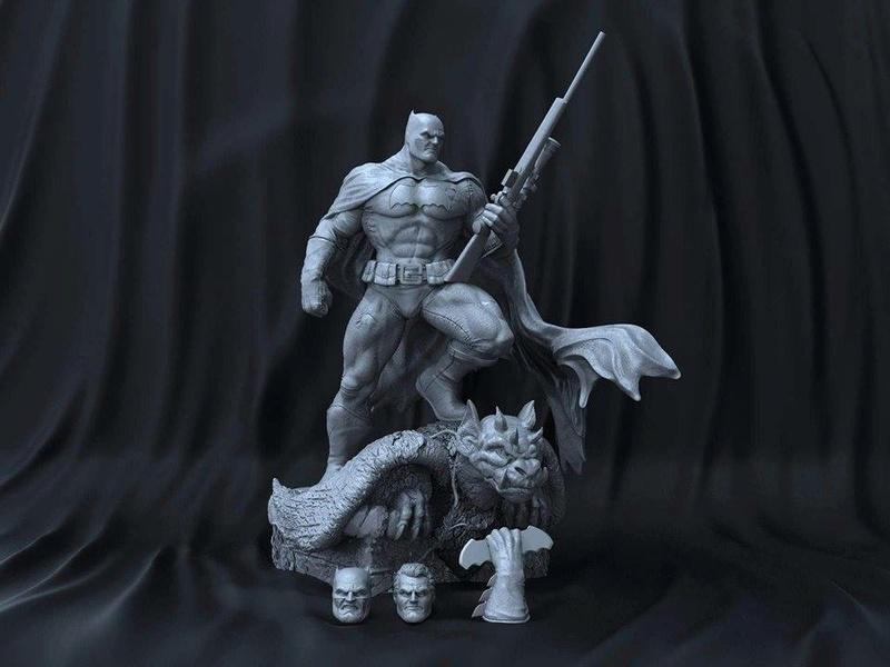 Gaetano Nicassio - BATMAN Dark Knight 17424710