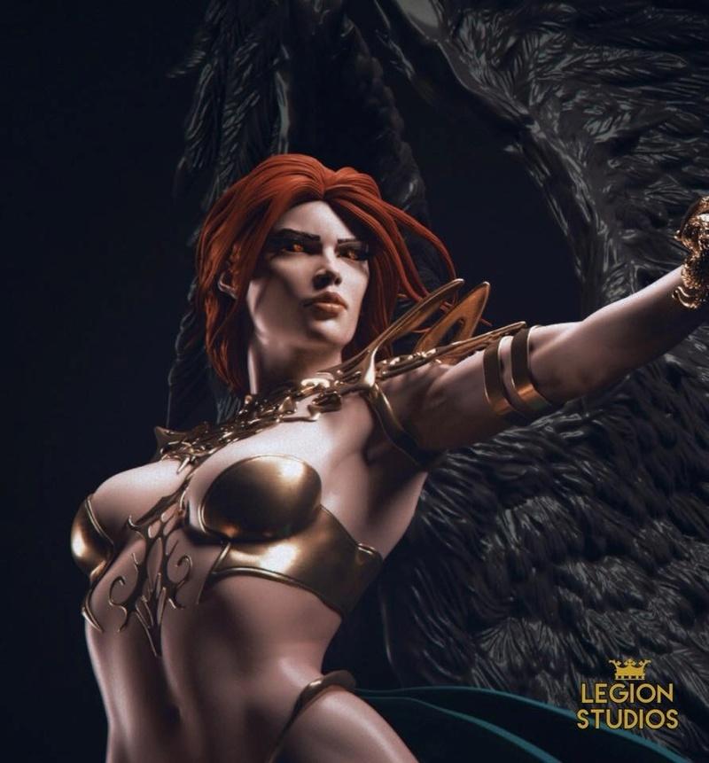 Vara, The Angel of Death - Legion Studios 188aaa10