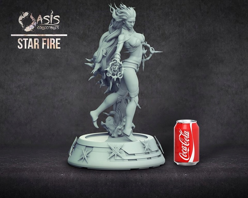 Oasis Collectibles - STARFIRE 27d04e10