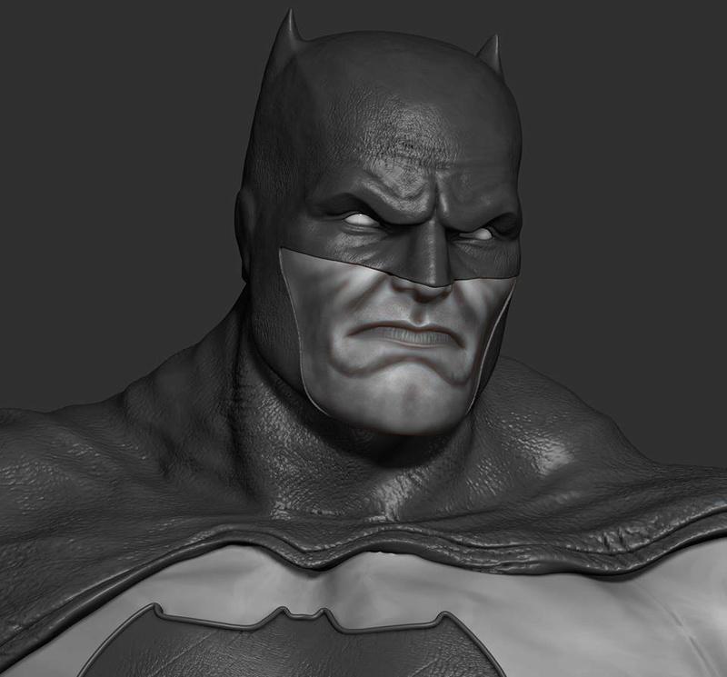 Gaetano Nicassio - BATMAN Dark Knight 29cb4910
