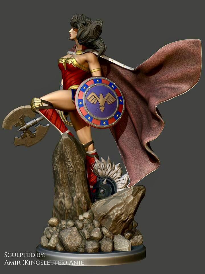 Icebreaker Designs - Wonder Woman 2fb66a10