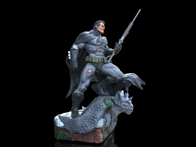 Gaetano Nicassio - BATMAN Dark Knight 31310810