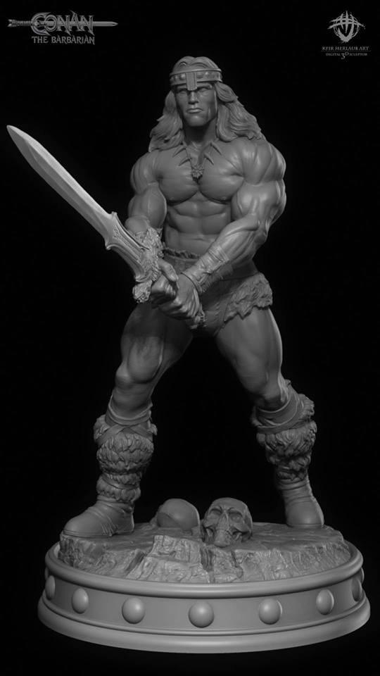 Kfir Merlaub Art - Conan 56679910