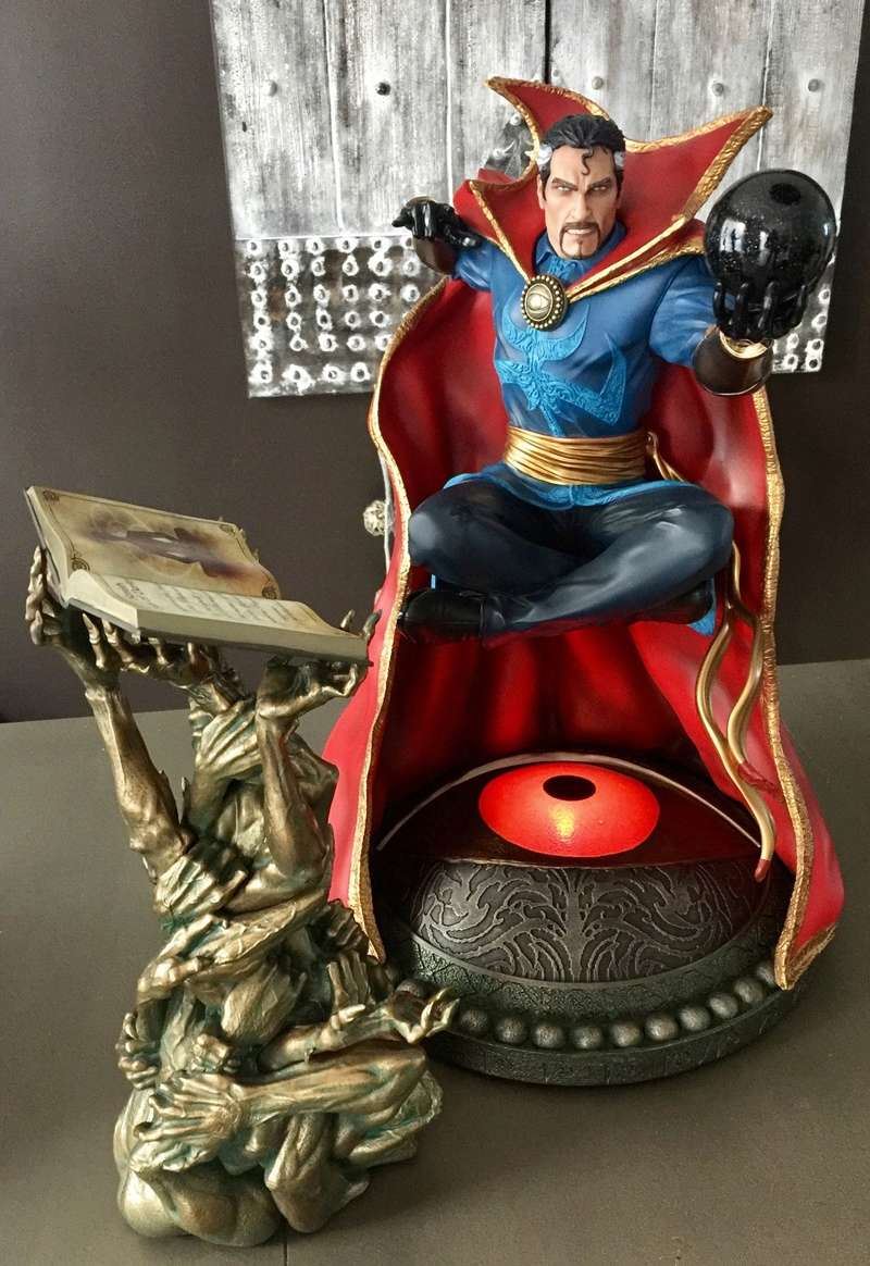 Premium Collectibles : Doctor Strange - Page 6 5a2b1610