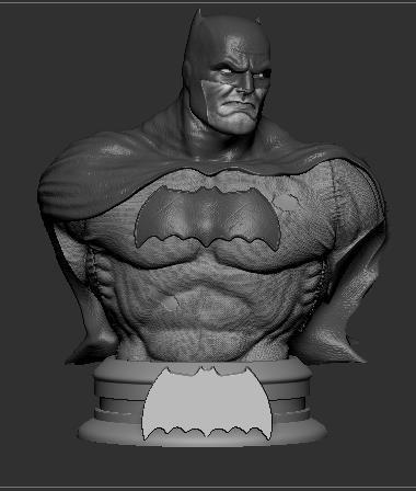 Gaetano Nicassio - BATMAN Dark Knight 63193110