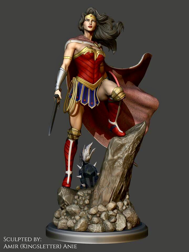 Icebreaker Designs - Wonder Woman 65d51c10