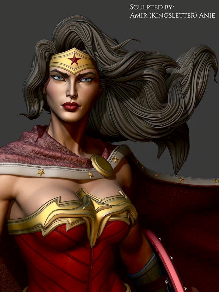 Icebreaker Designs - Wonder Woman 74a37f10