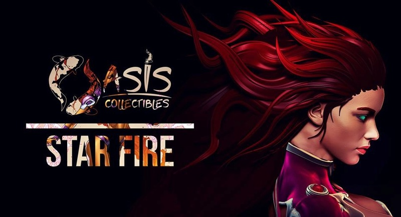 Oasis Collectibles - STARFIRE 8bf49410