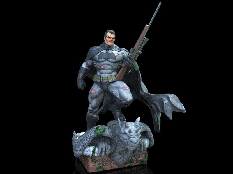Gaetano Nicassio - BATMAN Dark Knight 8cd5ee10