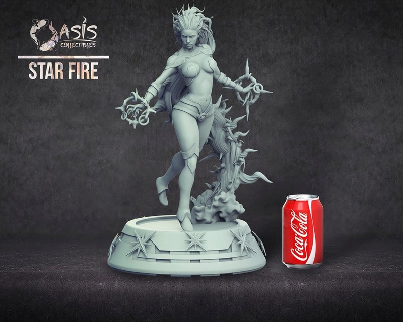 Oasis Collectibles - STARFIRE 8d92f710