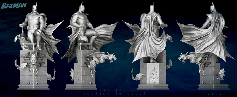 Luciano Berutti - Batman B36e6910