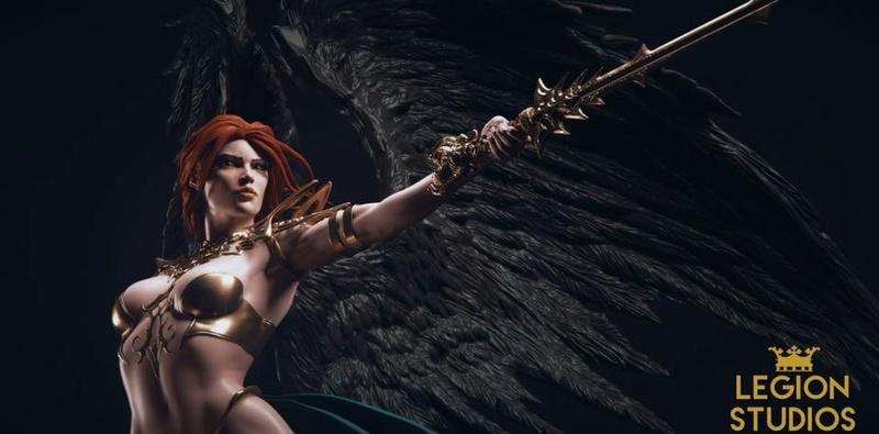 Vara, The Angel of Death - Legion Studios E2ad2710