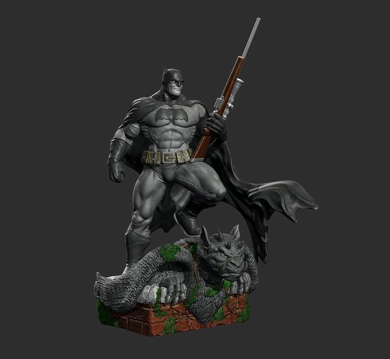 Gaetano Nicassio - BATMAN Dark Knight Ec1c7810