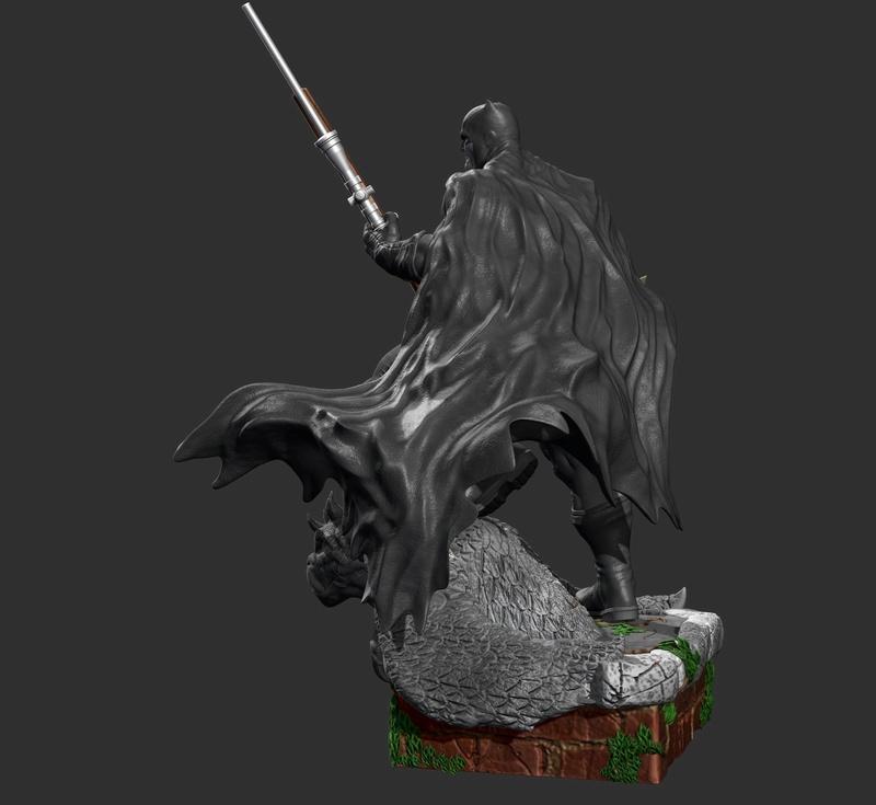 Gaetano Nicassio - BATMAN Dark Knight F55dd910