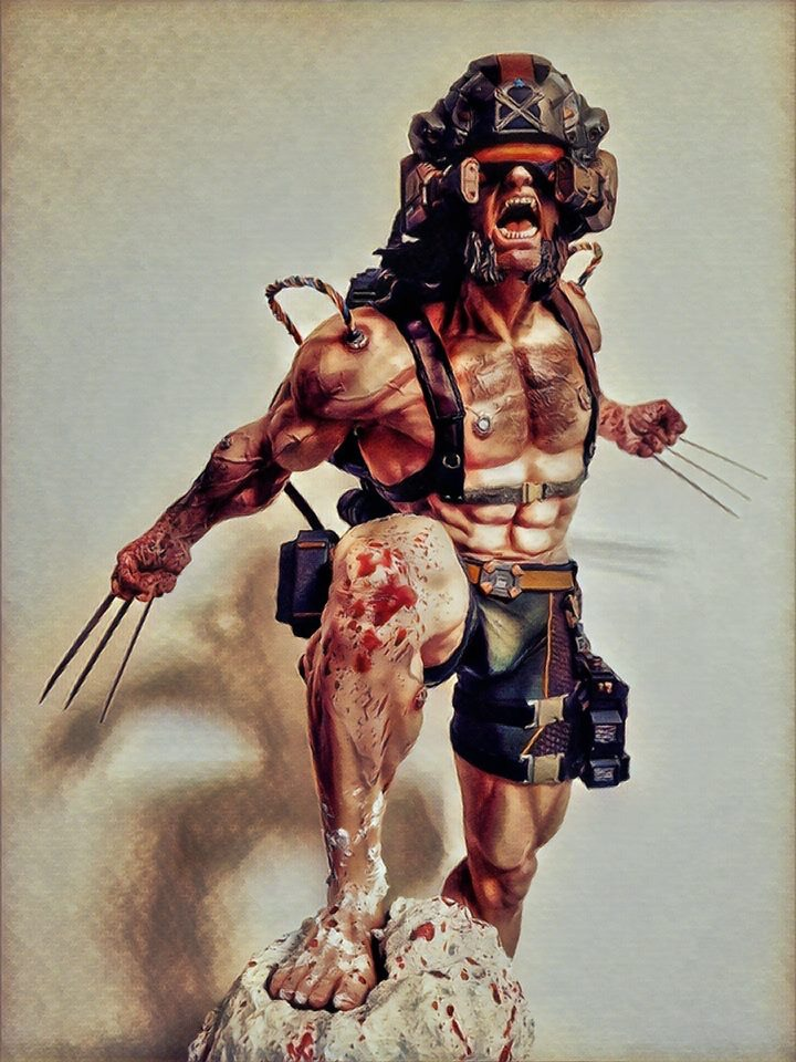 Premium Collectibles : Weapon X Image39