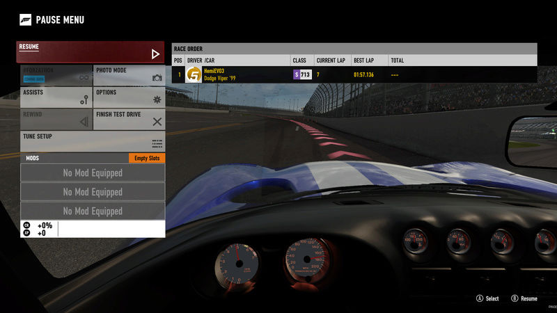 FM7 | 500HP (FWD/RWD) - Daytona Sports Car Circuit 1-21-214