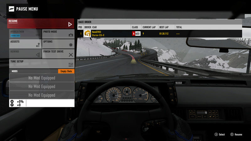 FM7 Time Attack | 300 HP (FWD/RWD) - Bernese Alps Club Circuit 1-21-216