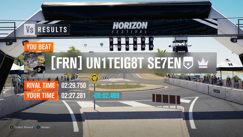 FH3 Time Attack | Grand Tour Sprint - 500HP (FWD/RWD/AWD) 1-28-215