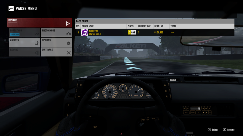 FM7 Time ATTACK 450hp 10-14-11