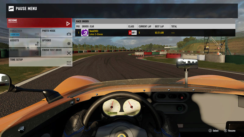 FM7 Time Attack | Stock Car Challenge #2 (2009 Lotus 2-Eleven) 10-15-11