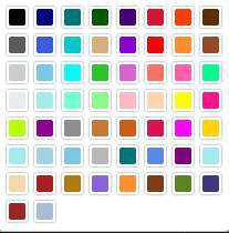 HEX al habla: Nueva paleta de colores Photo_15