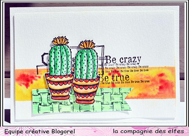 Sketch scrap / carte par Sandrine Blogor38