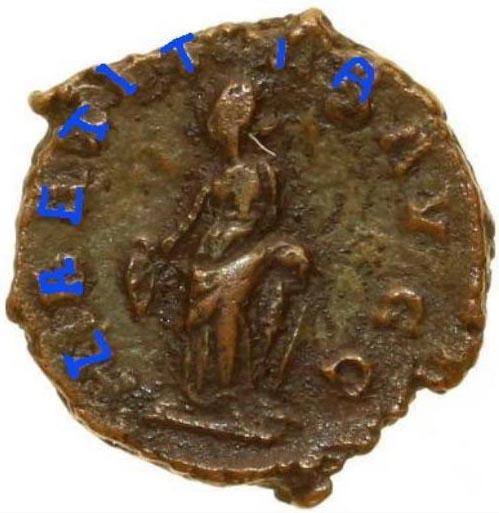 Une monnaie de Tétricus 1er 25244110