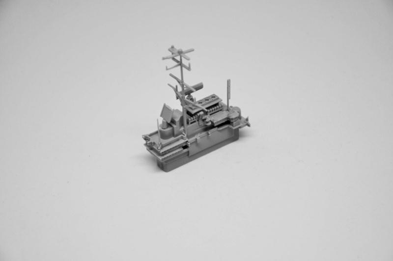 Diorama USS Saratoga - Italeri 1/720 Csc_0010