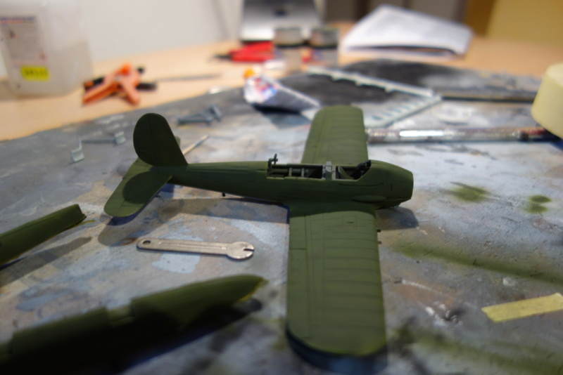 Arado AR 196 A3 Revell 1/72 Dsc03111