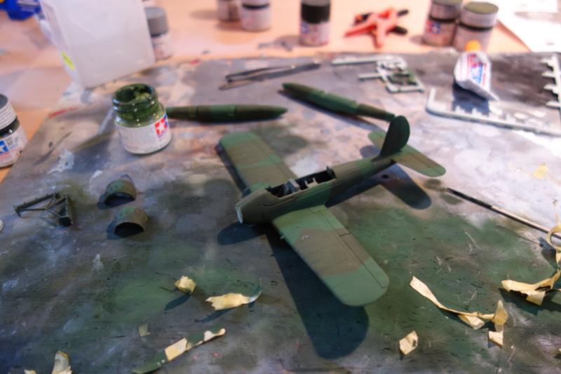 Arado AR 196 A3 Revell 1/72 Dsc03114