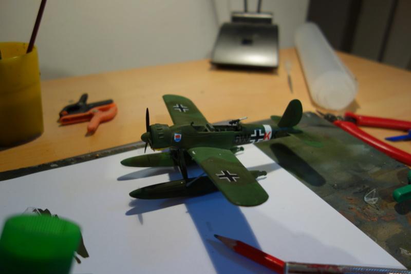 Arado AR 196 A3 Revell 1/72 Dsc03115