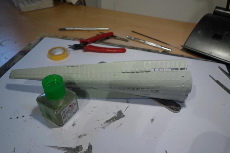 U-boot typ IX C/40 (U-190) Revell 1/72 Dsc04272