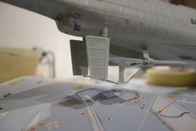U-boot typ IX C/40 (U-190) Revell 1/72 Dsc04281