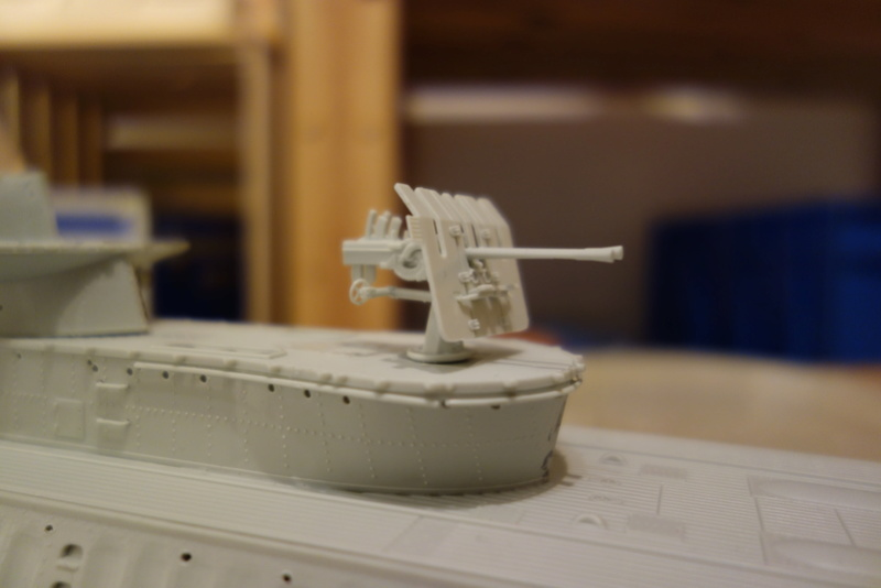 U-boot typ IX C/40 (U-190) Revell 1/72 Dsc04313