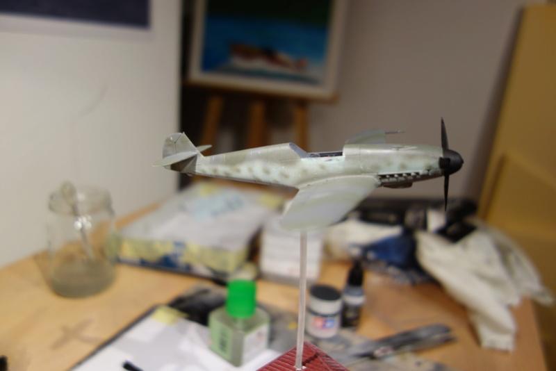 Messerschmitt Bf 109 f (Italeri 1/72) Dsc04333