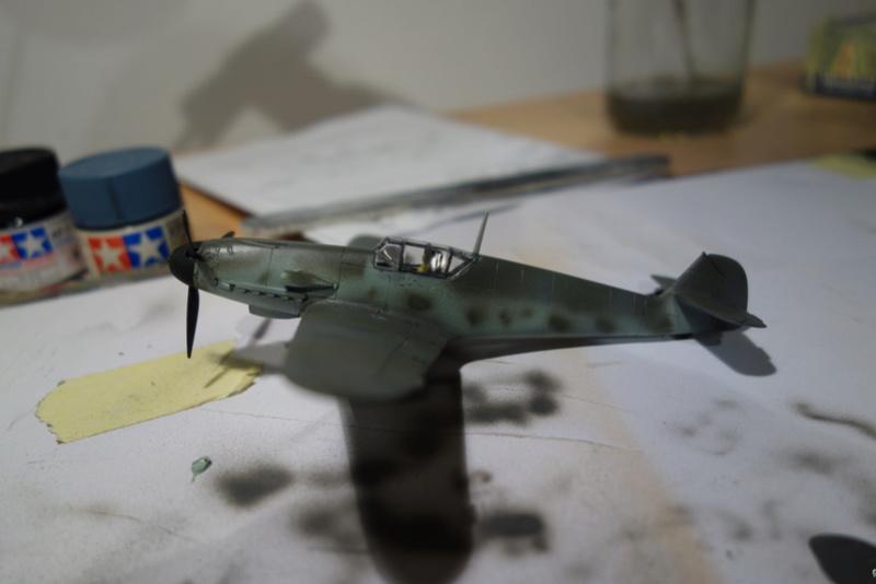 Messerschmitt Bf 109 f (Italeri 1/72) Dsc04337