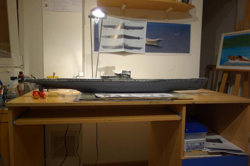 U-boot typ IX C/40 (U-190) Revell 1/72 Dsc04413