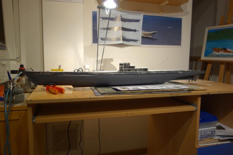 U-boot typ IX C/40 (U-190) Revell 1/72 Dsc04416