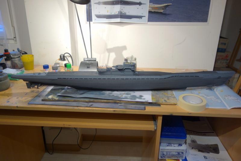 U-boot typ IX C/40 (U-190) Revell 1/72 - Page 3 Dsc04418
